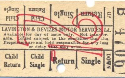 Smart ticketing. It's very smart.